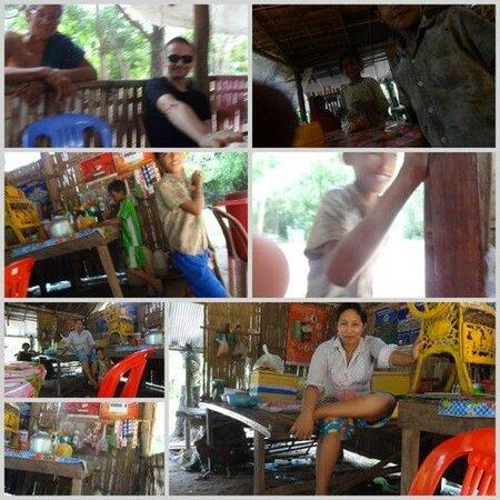 Cambodge Juin 2012