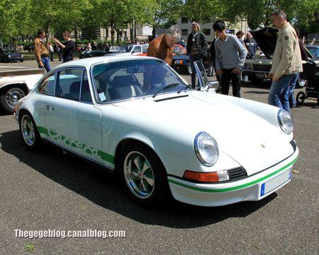 Porsche carrera RS (Retrorencard juin 2013) 01
