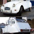 CITROEN - 2 CV 6 - 1970