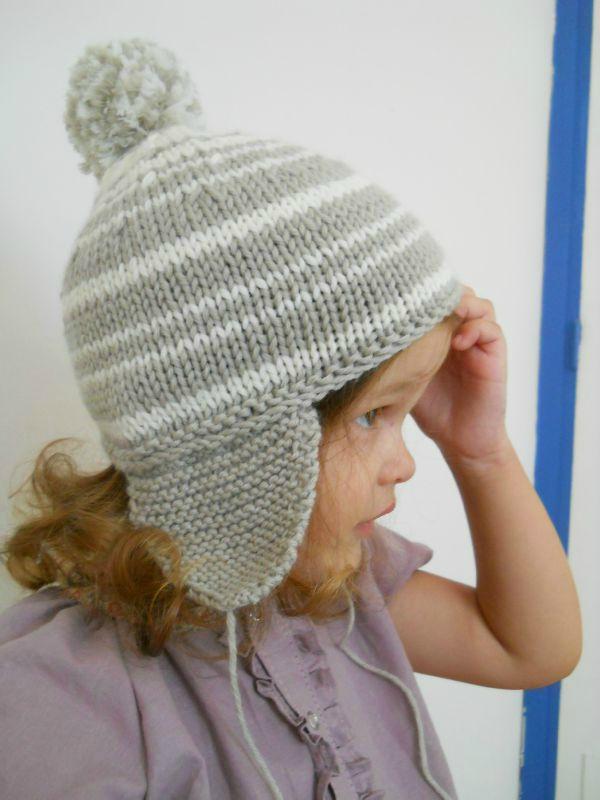Impro bonnet péruvien