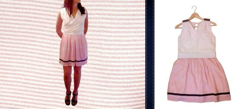 Montage Photo robe 1