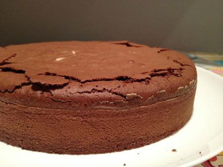 gateau chocolat