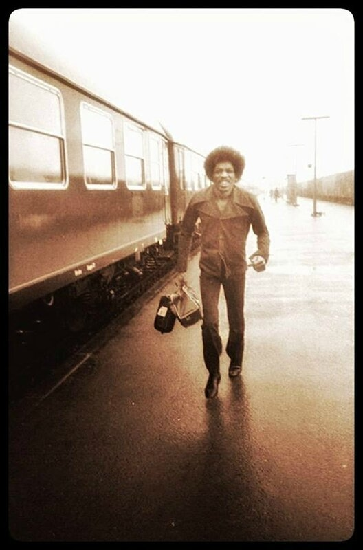 Hendrix train