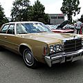Chrysler newport 4door sedan 1977