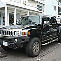 HUMMER H3T 4door pick up truck Saint Pierre (1)