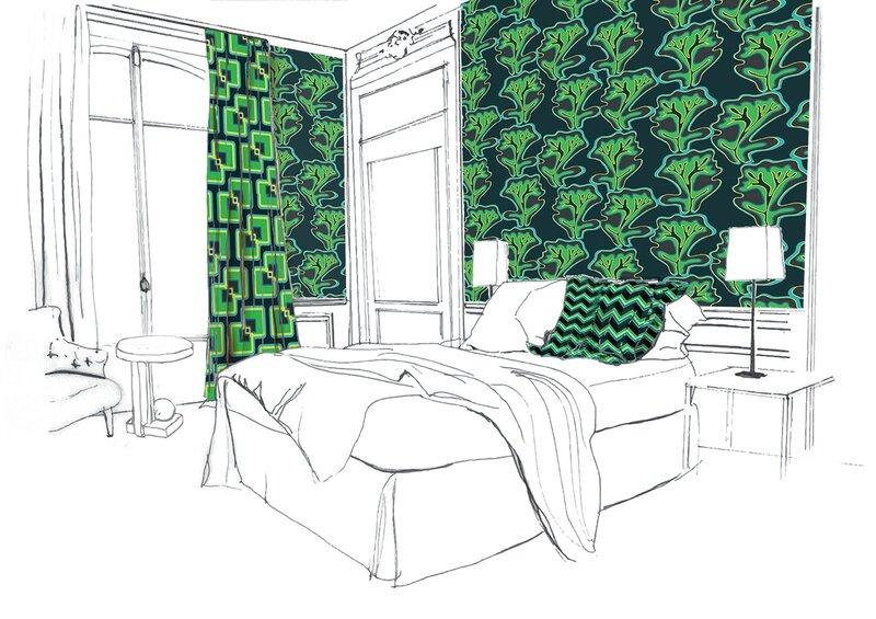chambre-papier-noite