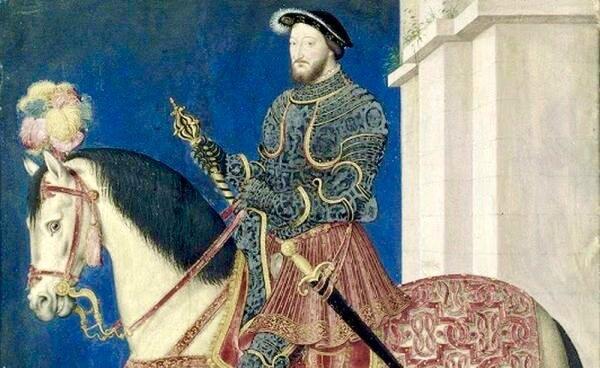 François 1er Clouet (2)