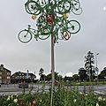 Avranches, ville étape du tour de la manche cycliste - samedi 10 et dimanche 11 mai 2014