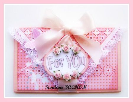carte enveloppe FOR YOU - 7