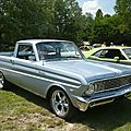 FORD Ranchero pick-up 1965 Madine (1)