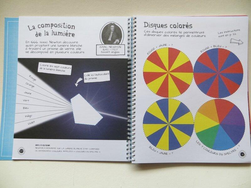 Mon cahier de dessin des sciences et inventions 1
