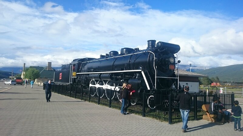 Locomotive de Jasper