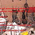 Rituel de retour affectif du maître marabout olouwa