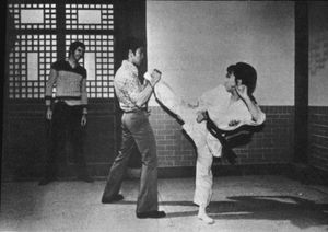 sparring_hapkido