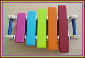trouvailles 1er mai xylophone2