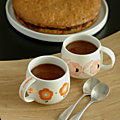 La douceur de la datte medjool à boire façon chocolat chaud et en gâteau moelleux ...