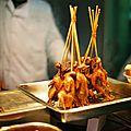 Que mange t-on à shanghai? / le salé