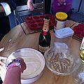 Petits moelleux au champagne