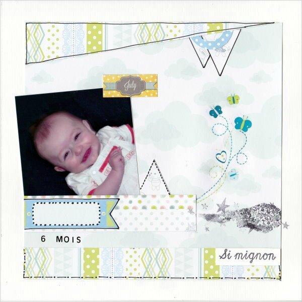 Lucas 6 mois