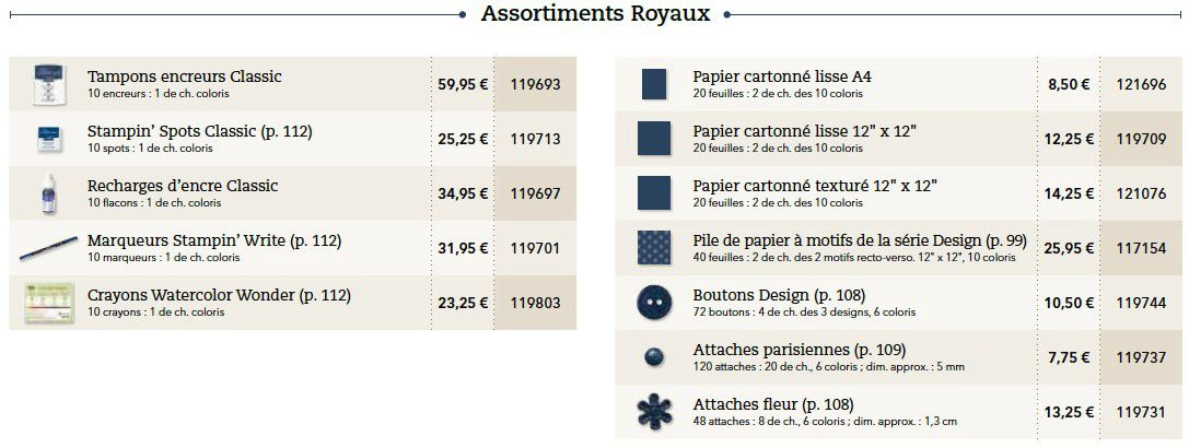 p093 royaux assortiments