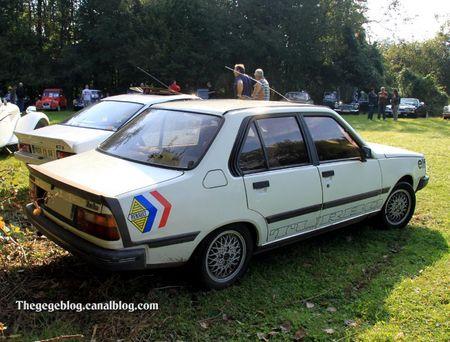 Renault 18 turbo (30 ème Bourse d'échanges de Lipsheim) 02