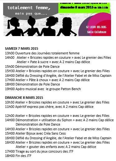 programme COMPLET 2015