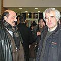 Philippe Camo et Claude Capet