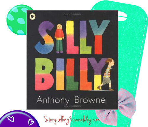"""Séquence Halloween cycle 3 : Silly Billy et ses """"worry dolls"""""""