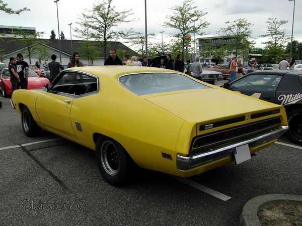 ford torino gt fastback hardtop coupe 1970 b