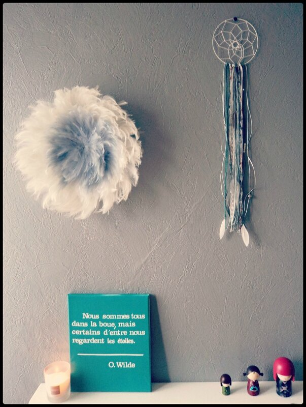Dreamcatcher Cam&Drey bricolent