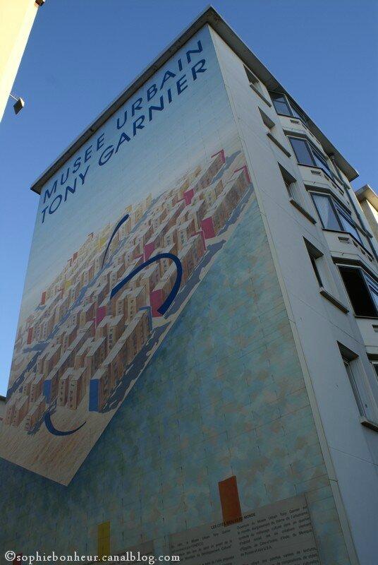 Garnier Fresque murale 1 Annonce du Musée