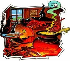 CHASSE AUX INGREDIENTS HALLOWEEN GRRRRRRR!!!!!