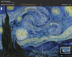 peinture google art project