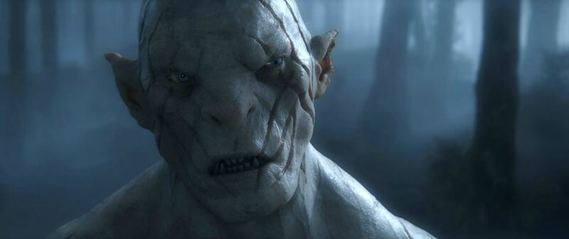 Orc The Hobbit The Desolation of Smaug