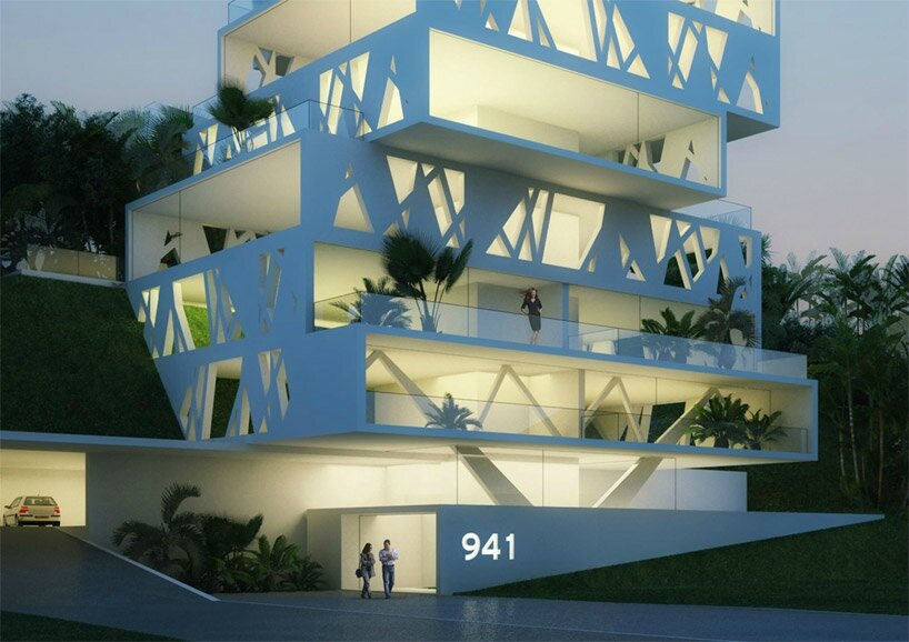 the cube projet architectural beyrouth stinside