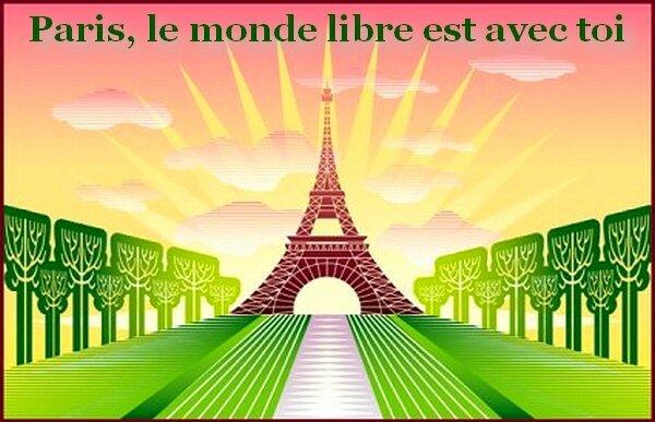 Paris monde libre