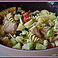 Salades fraîcheurs .....