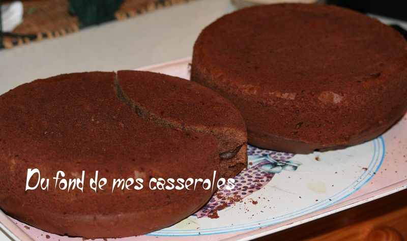 Relativ Gâteau d'anniversaire : circuit de voiture - Du fond de mes casseroles CY21
