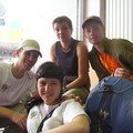 A003 Aéroport CHARLES DE GAULLE, en attendant le vol pour New Yo