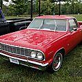 Chevrolet chevelle el camino-1964