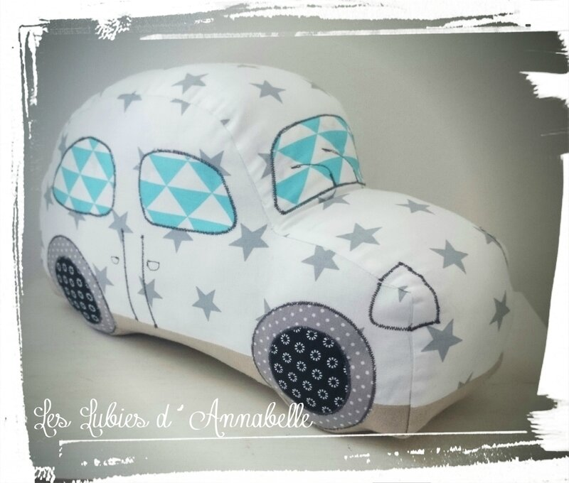 Voiture coussin