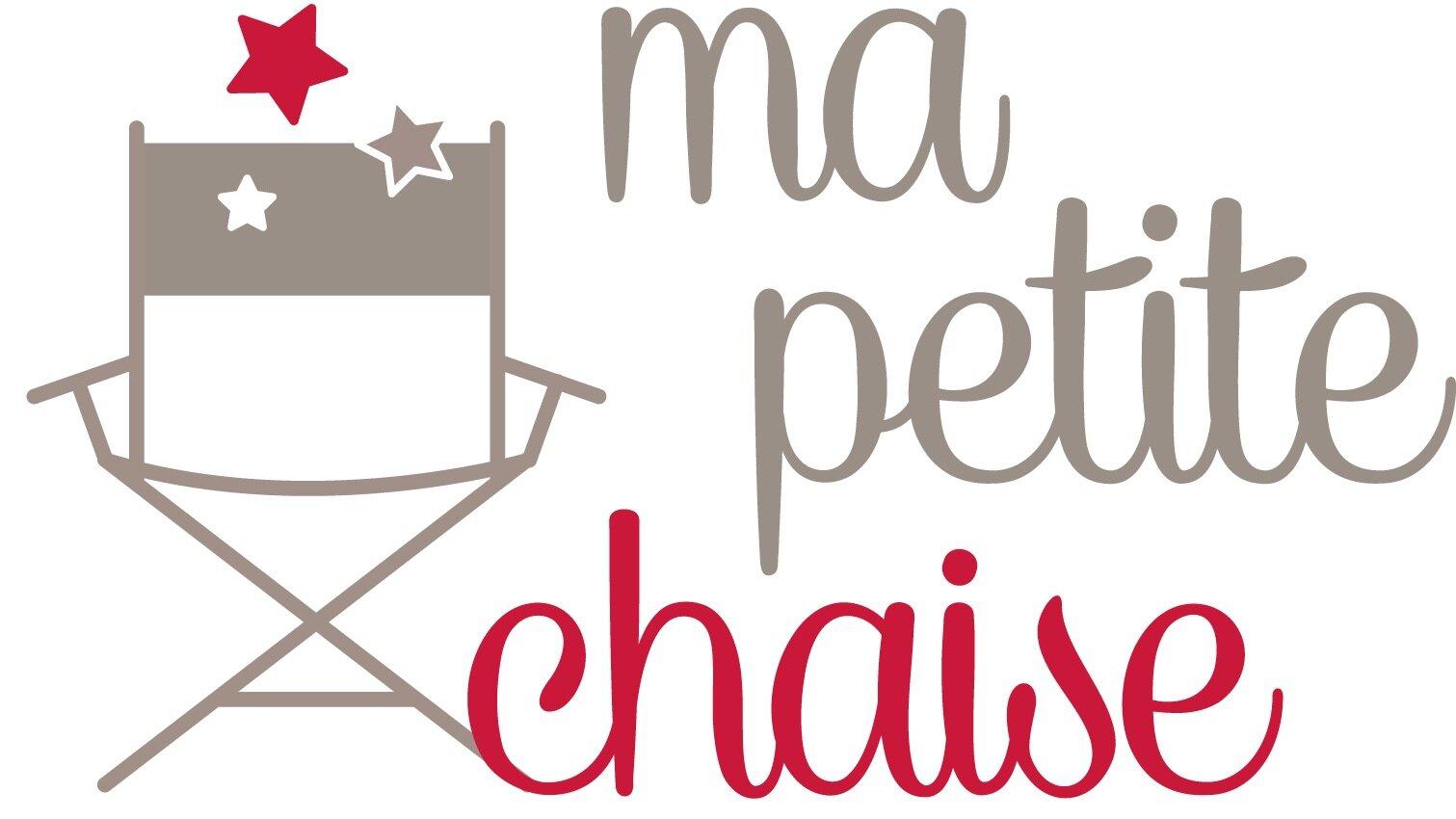 Ma Petite Chaise : Les enfants aussi ont le droit à leur transat personnalisé et à leur chaise de metteur en scène !