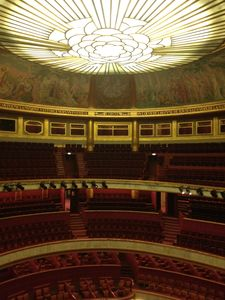 Theatre des champs Elysées 5