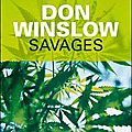 Savages - don winslow