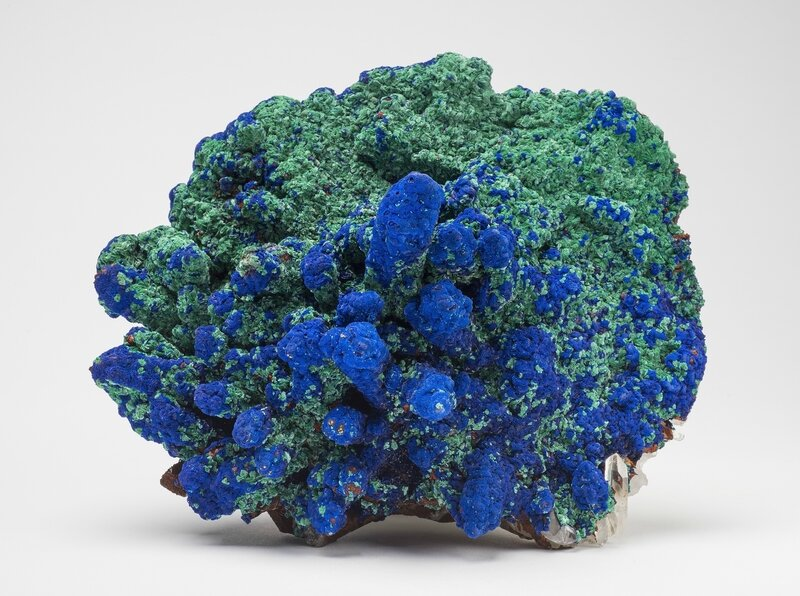 6_Malachite on Azurite