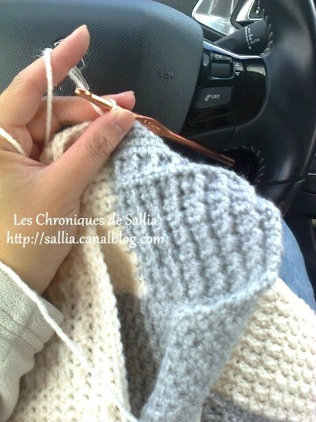 couverture crochet