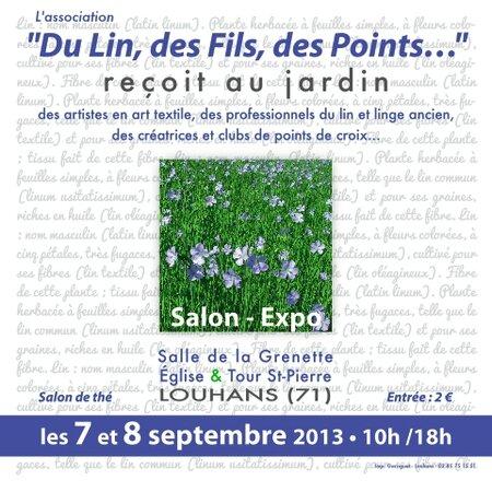 affiche expo Louhans