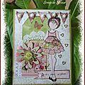 Cartes Prima Paper Dolls