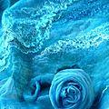 La vie en bleu...