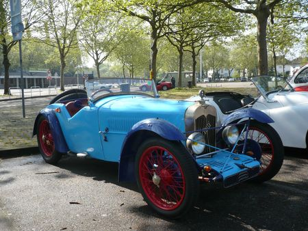 RALLY type ABC roadster 1927 Strasbourg (1)